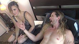 Sister Fucks Brother to Get Revenge on Boyfriend - Fifi Foxx and Cock Ninja