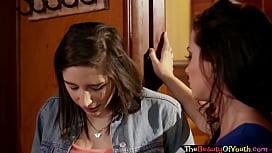 Clit licking sappho teen lesbians