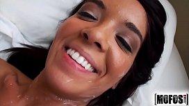 Balls Deep Tissue Massage video starring Averi Brooks Mofoscom