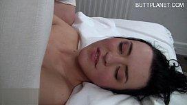 Horny student analsex