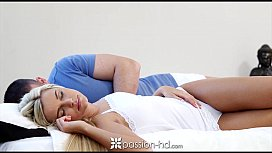 Passion-HD - Guy wakes up to horny girlfriend Lola