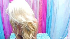 Britney Amber Sybian DP