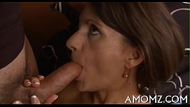 Mamma gets pussy willing for fuck