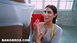 BA OS August Ames to Please on Monsters of Cock mc