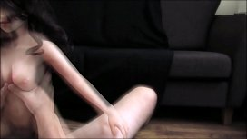 Sexdoll Eve on top