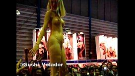 Miss a en la Expo Sexo