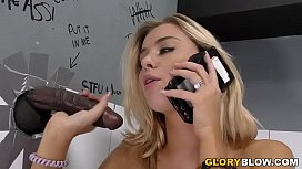 Cheating Haley Reed Fucks Black Dick - Gloryhole free porh