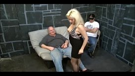 husband watches old man dom the wife  xxx video