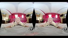 WankzVR - Switching Holes ft. Chloe Cherry