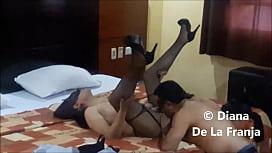Diana HotWife con Single suscriptor del canal