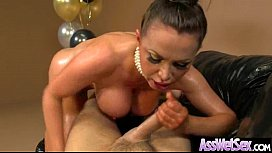 Hard Deep Anal Sex On Cam With Big Butt Oiled Slut Girl (nikki benz) clip-25