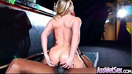 Horny Girl AJ Applegate With Big Curvy Butt Enjoy Anal Sex vid