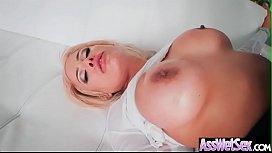 Oiled Huge Butt Girl Luna Star Enjoy Deep Hard Anal Sex video