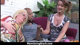 Mom craves for a big black cock 16
