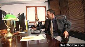 Nau secretary horny at work