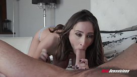 Young Busty Ashley Adams Gets Her Pussy Stuffed