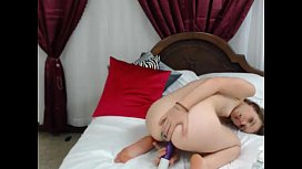 Kendall riding the vibrator  - from sexywebcams.pl xxx video