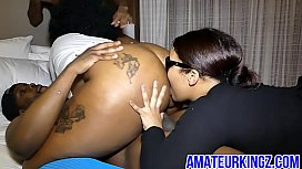 BIG BUTT INTERRACIAL FUCK PARTY