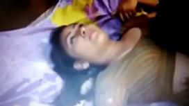 Village Boy Sleeping Aunty Ke Saath Romance    Hindi Hot Short Movies-Film 2017