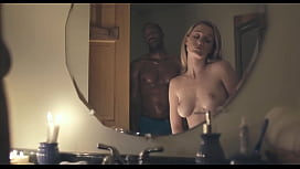 Cabin Fear (Seclusion):  Sexy Nude Blonde Shower Scene