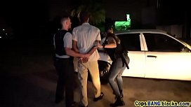 Interracial threesome inside the police st-takes-pervert-off-the-streets-hd-72p-