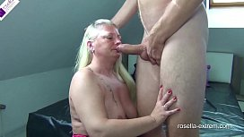 Huge cock destroyed my holes!