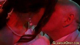 Glam sluts eating pussy