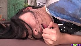 Naughty amateur XXX along Nozomi Hazuki and two males - More at 69avs com