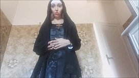 sister chantal is back! the nun we all want next. Blasphemous and horny, she will pee on the cross, invoking the penis in the ass