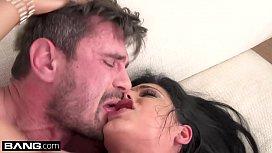 Gina Valentina gets every hole stuffed and fucked!