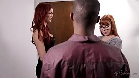 Wife almost caught with the hot babysitter - Penny Pax and Jayden Cole