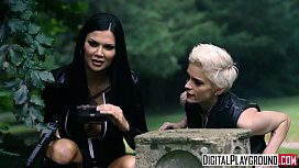 DigitalPlayground Blown Away Scene