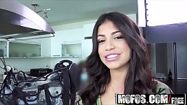 The Sex Scout - Veronica Rodriguez's Sloppy Blowjob starring  Veronica Rodriguez
