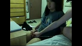 Sweet submissive asian fucks on webcam o exyhoescom