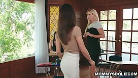 India Summers motherly instincts kick in as she tries to win Kalina