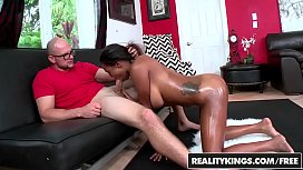 RealityKings - Round and Brown - Jmac Sierra Santos - Soap And Grope