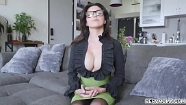 Danica Dillon engulf her step sons cock