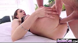 Anal Sex In Front Of Camera With Oiled Big Curvy Ass Girl chanel preston vid