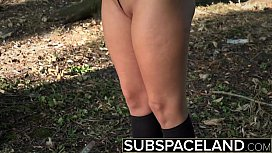 Candee Licious punished teen in kinky dbsm xxx image