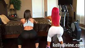 PiNky KellY Divine threesome