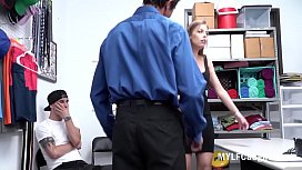 MILF Violated By Corrupted Cop- Britney Amber