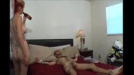 Lucky guy gets his cock milked - Watch More Vidz Like This At Fxvidz.net