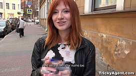 Tricky Agent Spontaneous porn debut Lili Fox teenporn