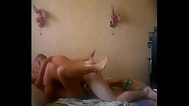 Hot amateur couple ridding on webcam More at BOOBSMILFCAM.com