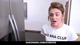 DadCrush - Slutty Teens Suck Off Stepdad