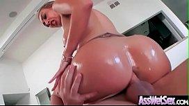 Kat Dior Big Butt Oiled Girl Love Deep Anal Sex clip