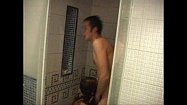 Teen couple fucking in the shower - WWW.FAPPLER.TOP
