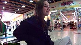 MallCuties teen young public girl czech teen girl