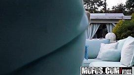Mofos - Pervs On Patrol - Slim Teens Cute Blue Bikini starring Elsa Jean