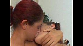 Julia Mary Castro Lesbian Makeout Session